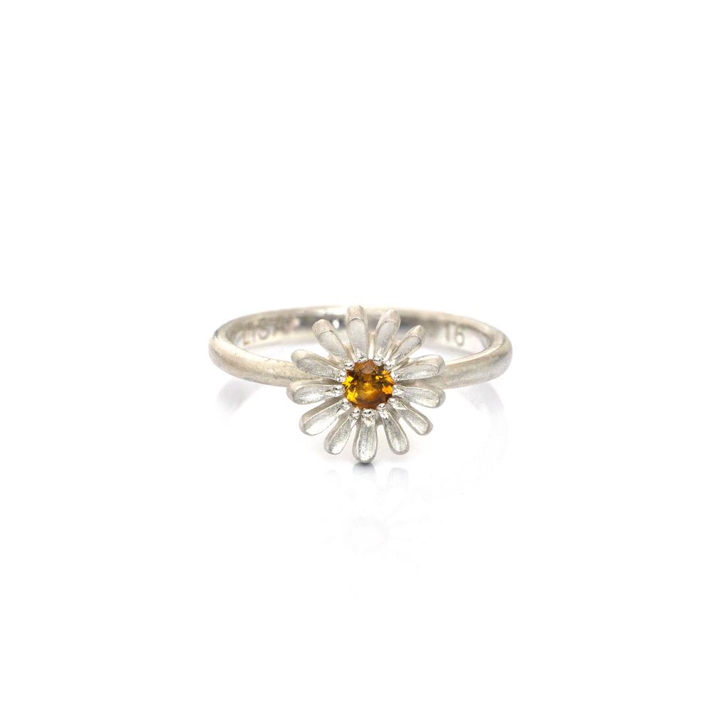 オーダーメイドベビーリング 白バック シルバー 屋久島で作る結婚指輪