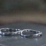 オーダーメイドマリッジリング ジュエリーのアトリエ シルバーサンプル 新作ジュエリー 屋久島でつくる結婚指輪