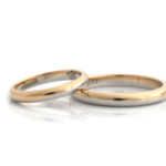 オーダーメイドマリッジリング 屋久島の海モチーフ ゴールド、プラチナ 屋久島でつくる結婚指輪
