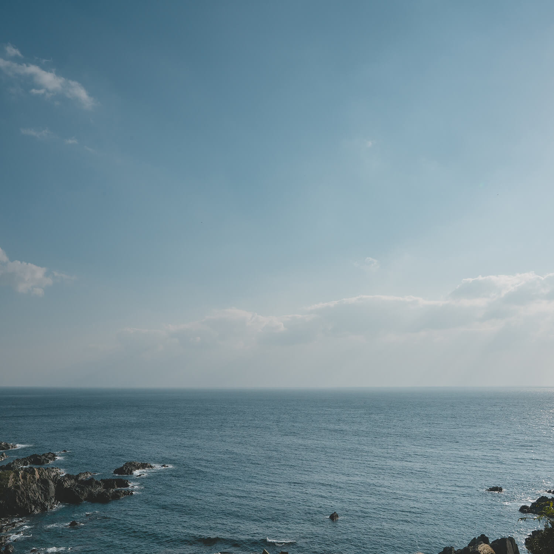屋久島の海 屋久島海とジュエリー オーダーメイドマリッジリングのインスピレーション