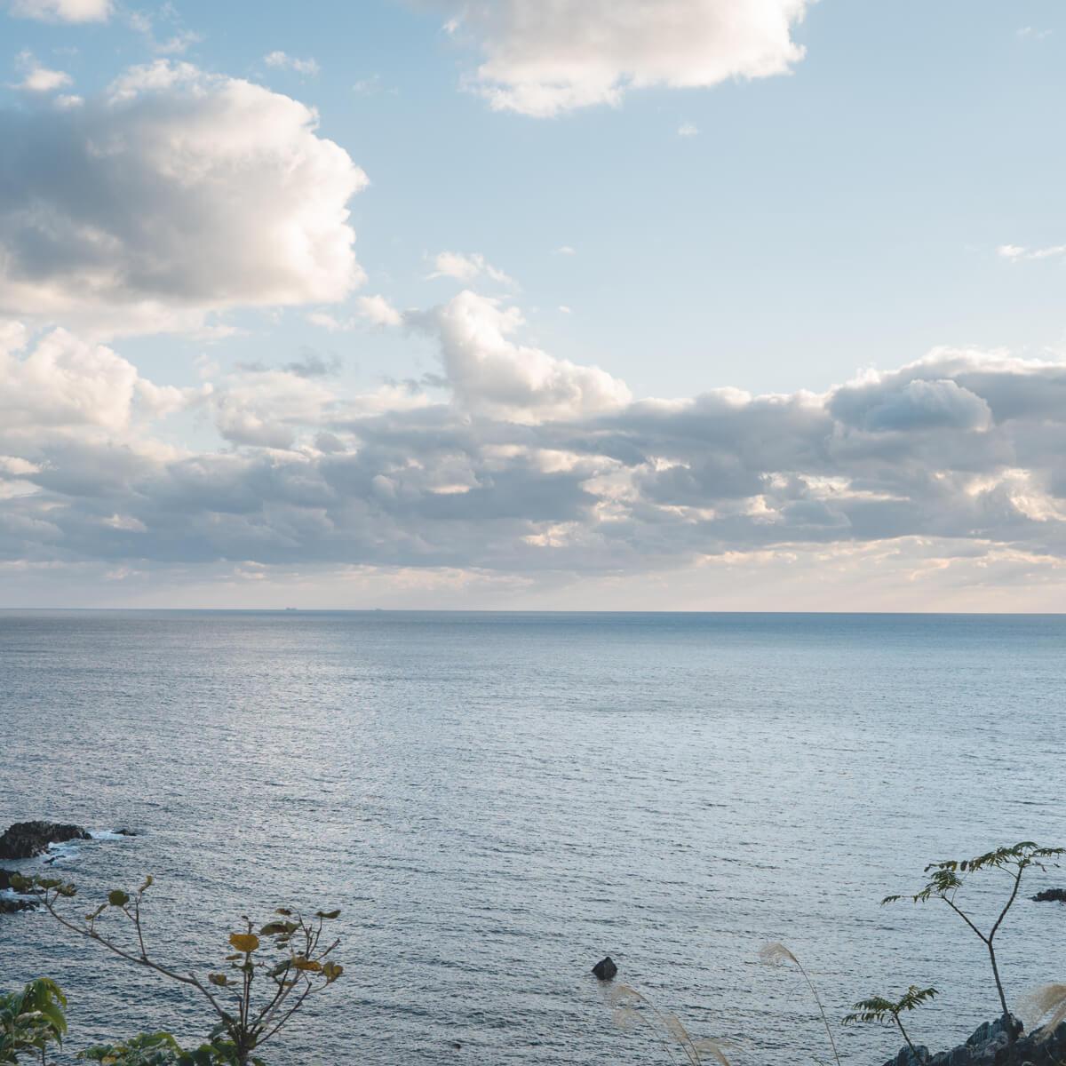屋久島の海 屋久島海とジュエリー 屋久島でつくる結婚指輪