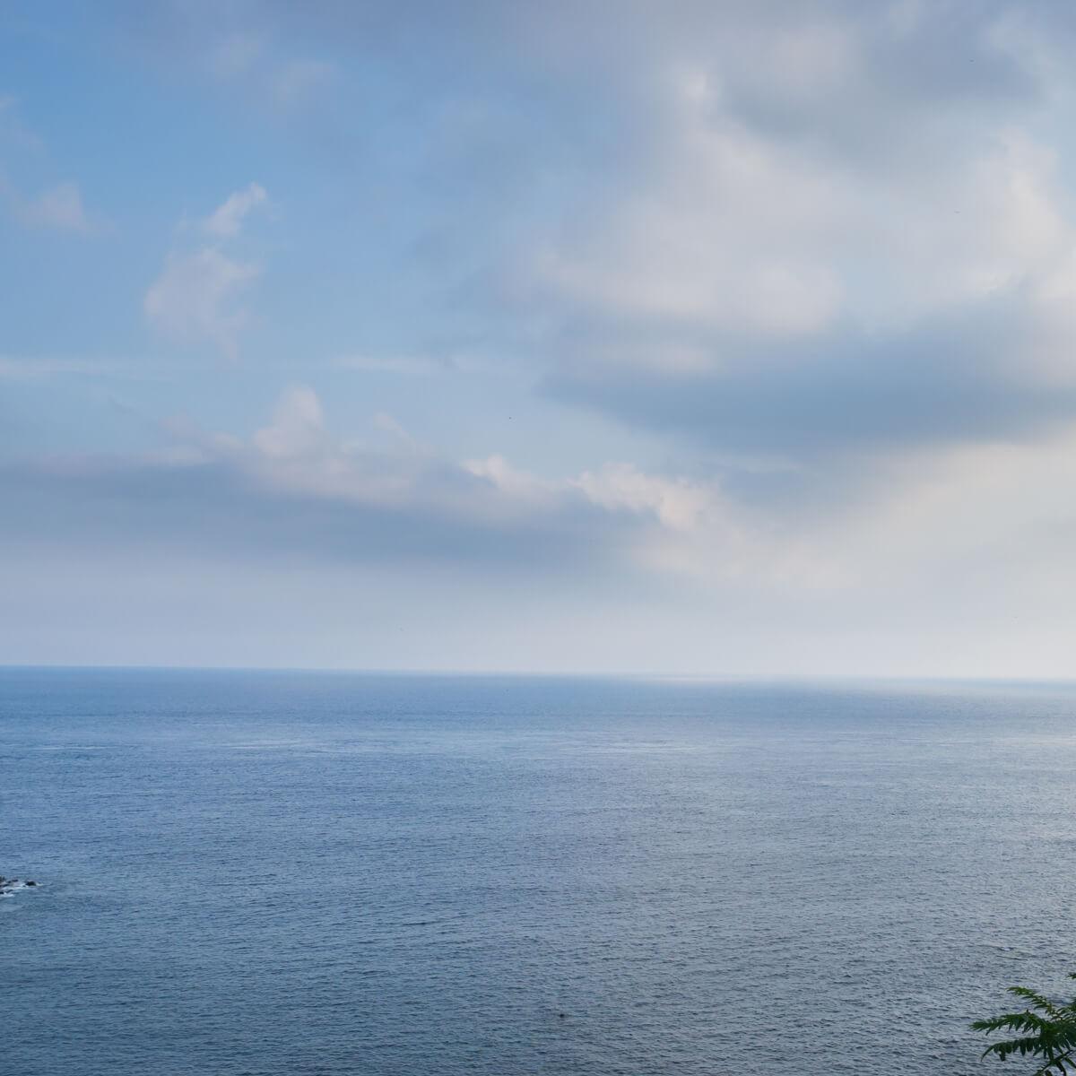 屋久島の海、空 オーダーメイド結婚指輪のモチーフ 屋久島海とジュエリー 屋久島でつくる結婚指輪