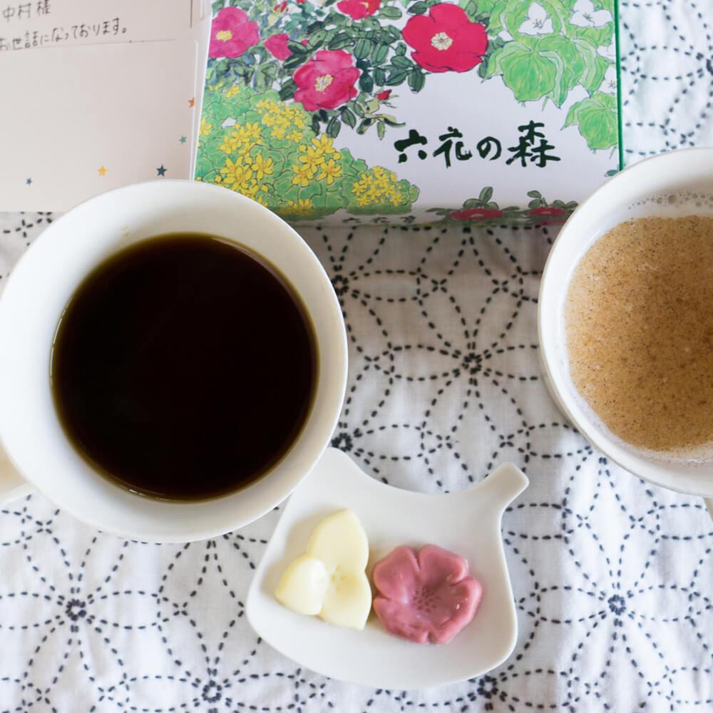コーヒー、ミルク、チョコレート 屋久島日々の暮らしとジュエリーと