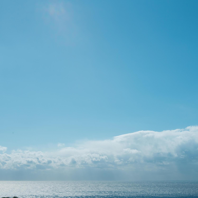屋久島の海、空、雲 屋久島日々の暮らしとジュエリー