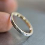 屋久島の結婚指輪