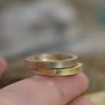 オーダーメイドマリッジリングの素材、指輪の制作過程 ジュエリーのアトリエ ゴールド 屋久島でつくる結婚指輪