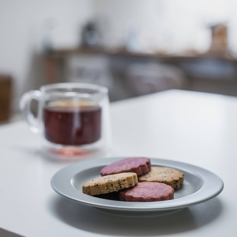 おやつ、コーヒー、ジュエリーのアトリエ 屋久島日々の暮らしとジュエリー オーダーメイドマリッジリングのアトリエ