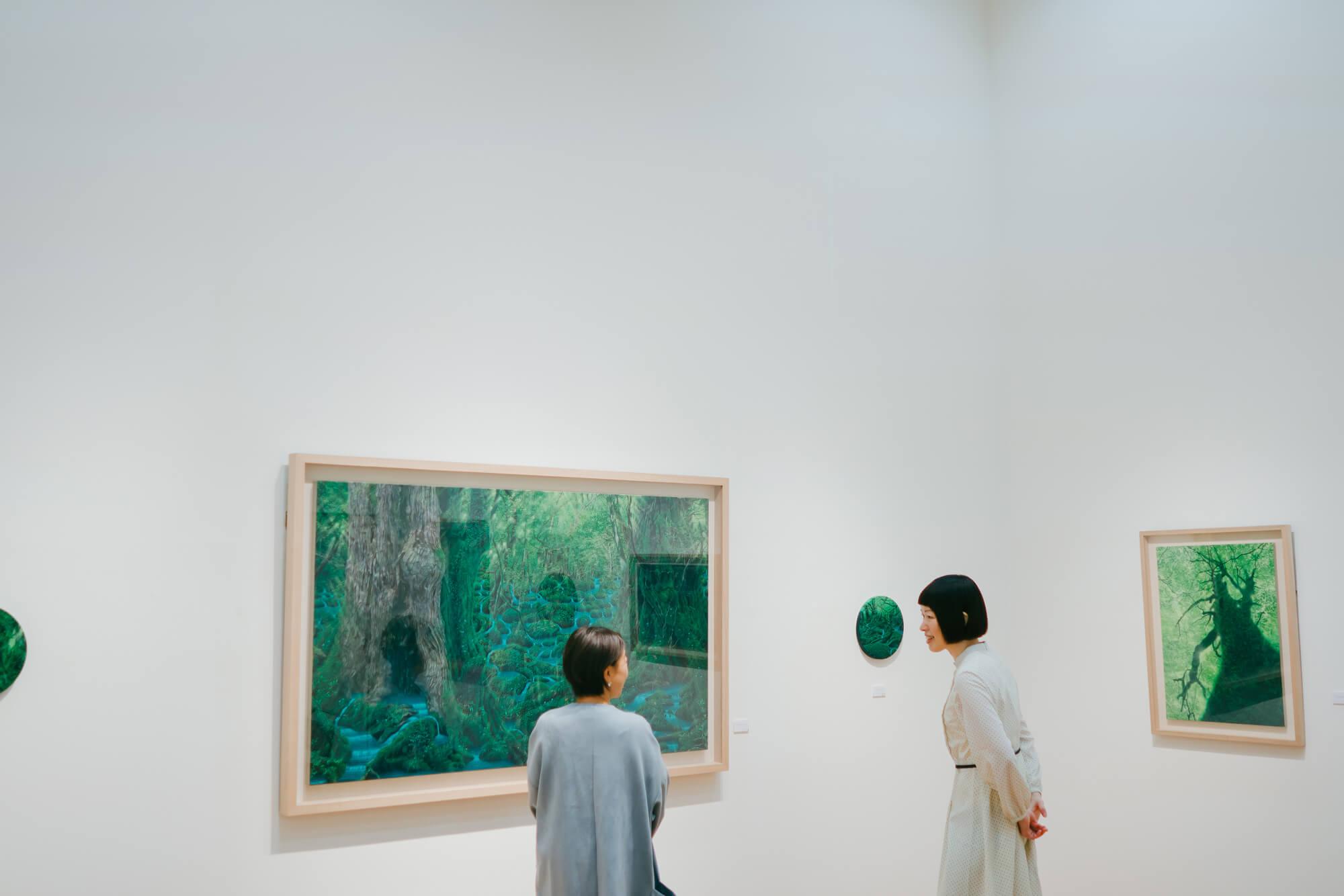 高田裕子絵画展2019 day1   屋久島でつくる結婚指輪 東京再会編!