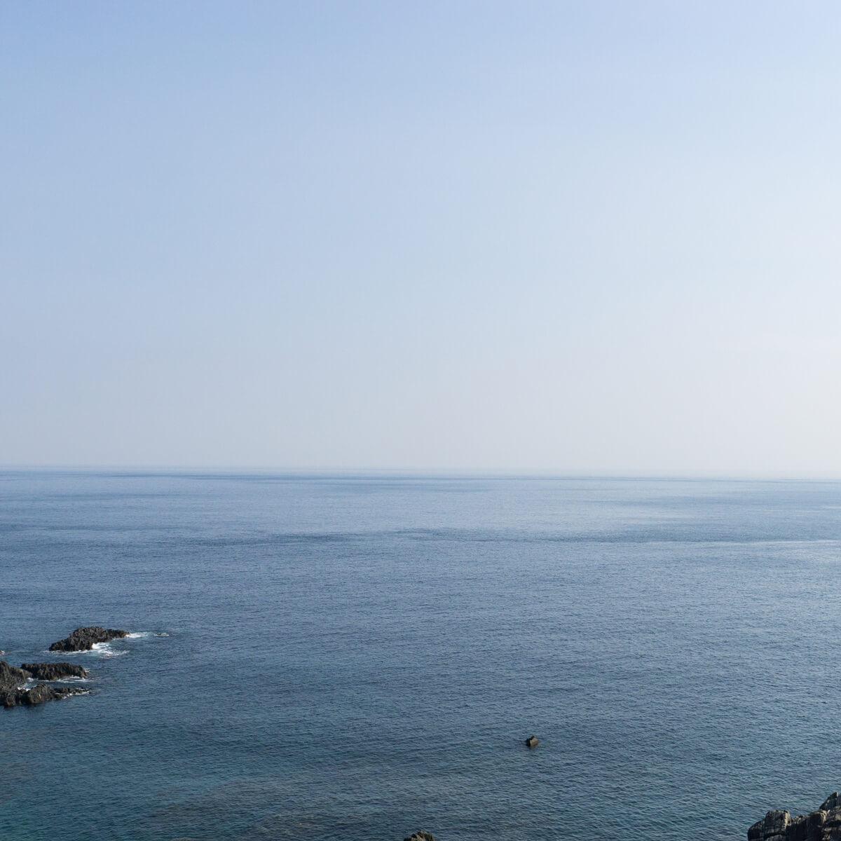 屋久島の海、空 屋久島日々の暮らしとジュエリー オーダーメイド結婚指輪のモチーフ