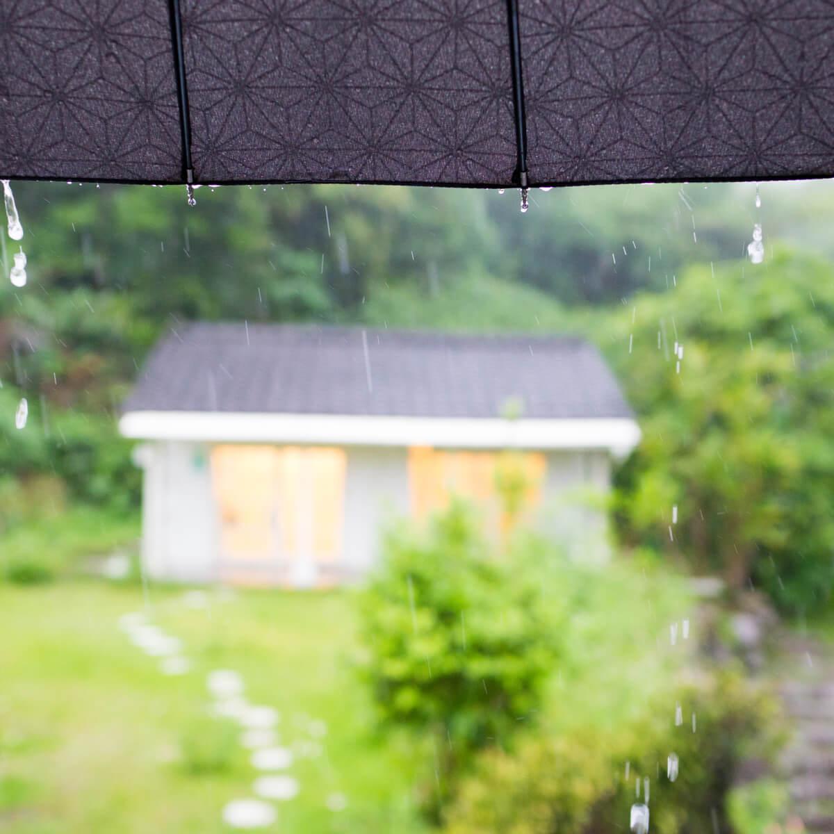 屋久島しずくギャラリー 雨 オーダーメイド結婚指輪の販売 屋久島でつくる結婚指輪