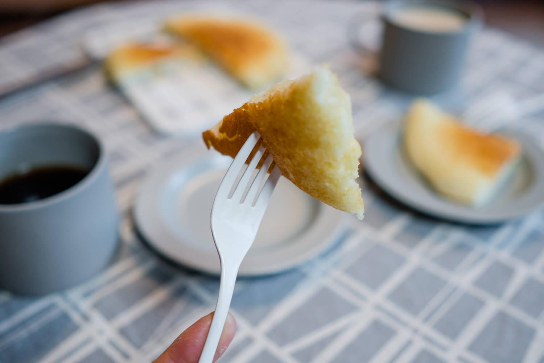 パンケーキ 屋久島日々の暮らしとジュエリー オーダーメイドマリッジリングのインスピレーション 屋久島でつくる結婚指輪