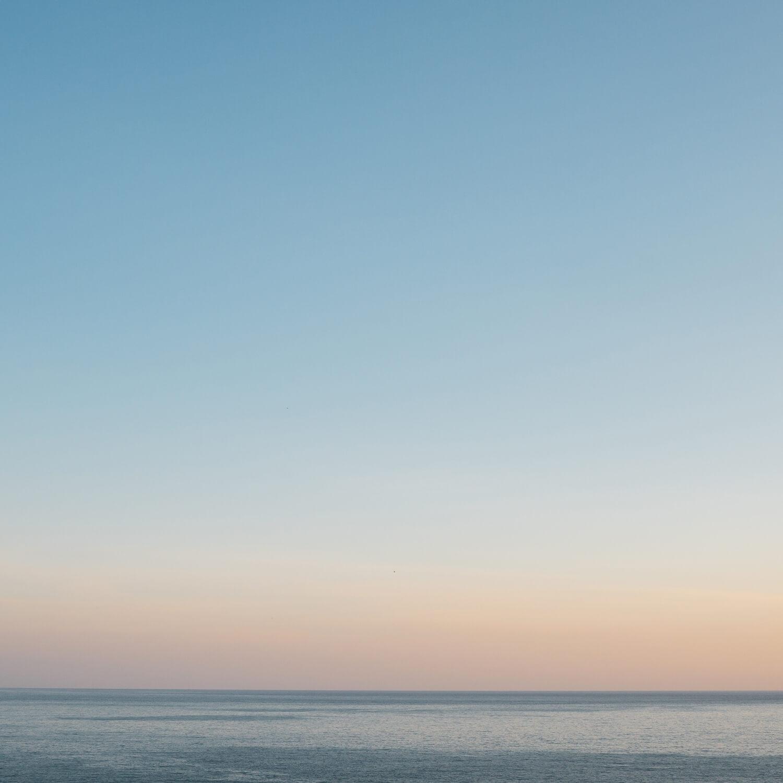 屋久島の海、空、夕暮れ時 屋久島海とジュエリー オーダーメイドマリッジリングのインスピレーション