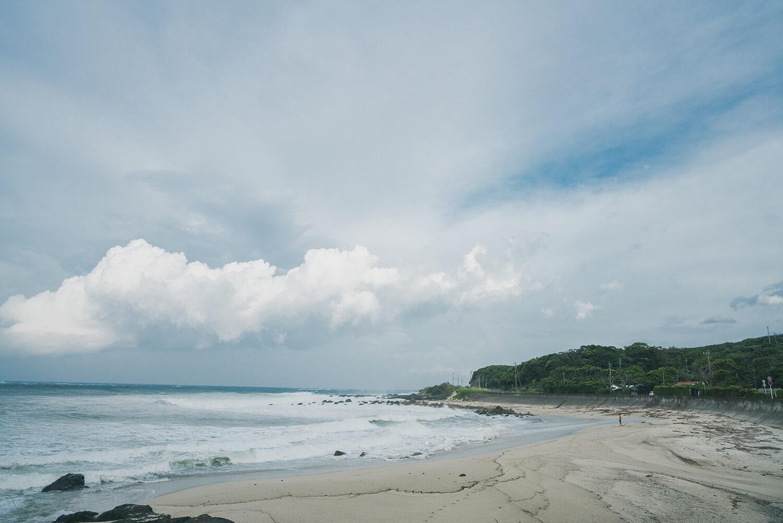 屋久島の台風。季節は実りの秋へ。ゴールドとシルバーの結婚指輪作り。