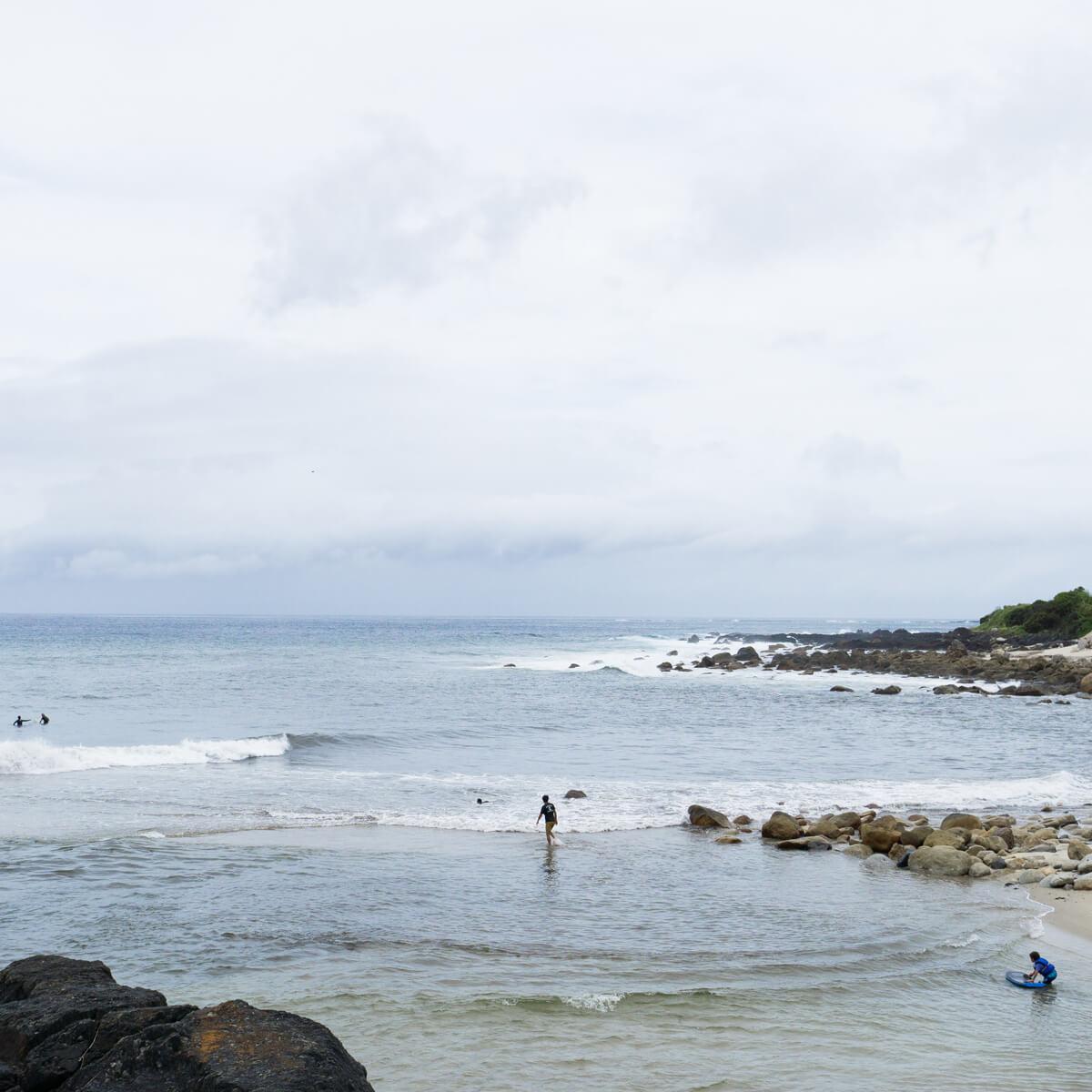 屋久島の海 屋久島海とジュエリーと オーダーメイドマリッジリングのモチーフ