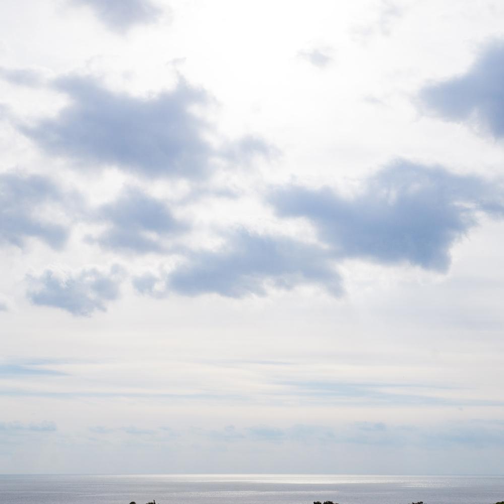 屋久島の海、空 屋久島海とジュエリー