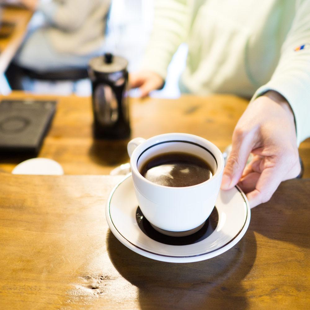屋久島 issue coffee 屋久島日々の暮らしとジュエリーと