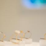 屋久島しずくギャラリー ジュエリーの部屋 エンゲージリング ゴールド、ダイヤモンド、プラチナ 屋久島でつくる結婚指輪