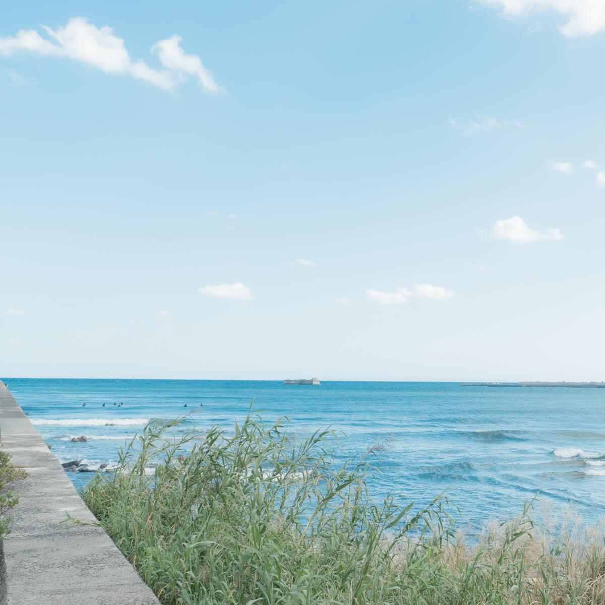 オパール色の海 屋久島海とジュエリー オーダーメイドマリッジリングのインスピレーション