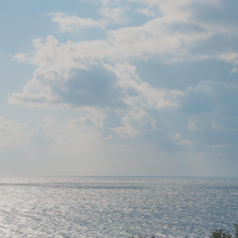 屋久島の海 キラキラ 屋久島海とジュエリー オーダーメイドジュエリーのモチーッフ