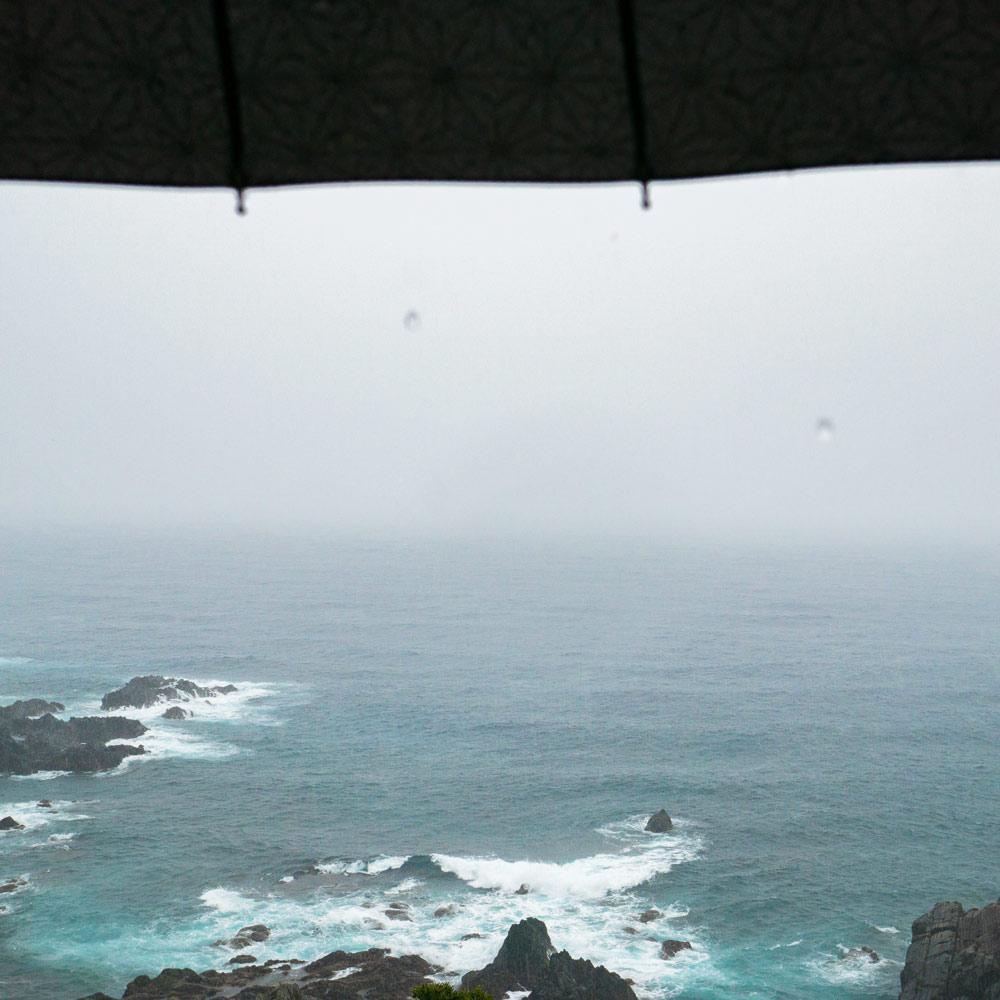 屋久島の海、雨、しずく ハンドメイドジュエリーのモチーフ