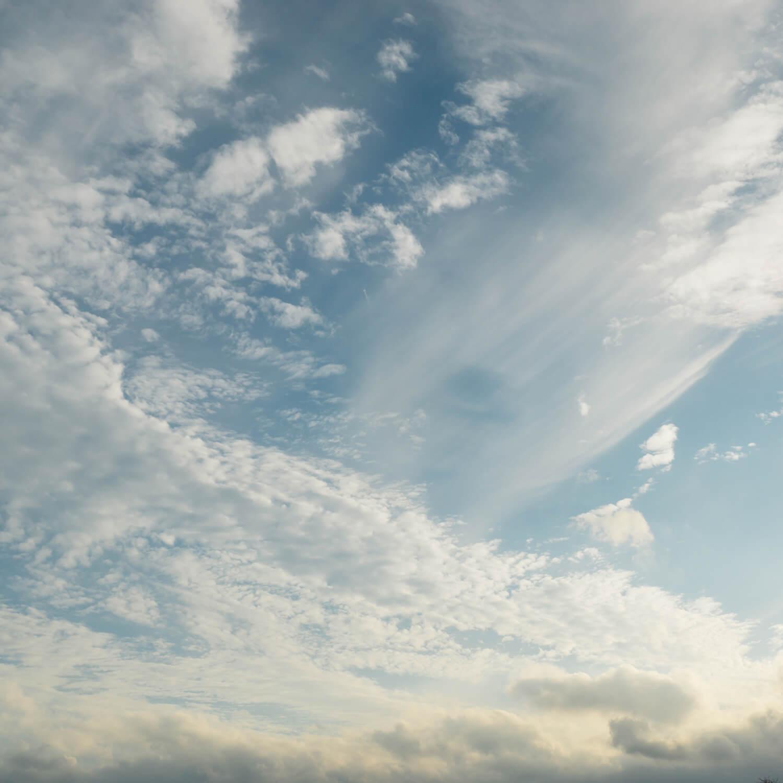 屋久島の空 屋久島日々の暮らしとジュエリー オーダーメイドマリッジリングのインスピレーション
