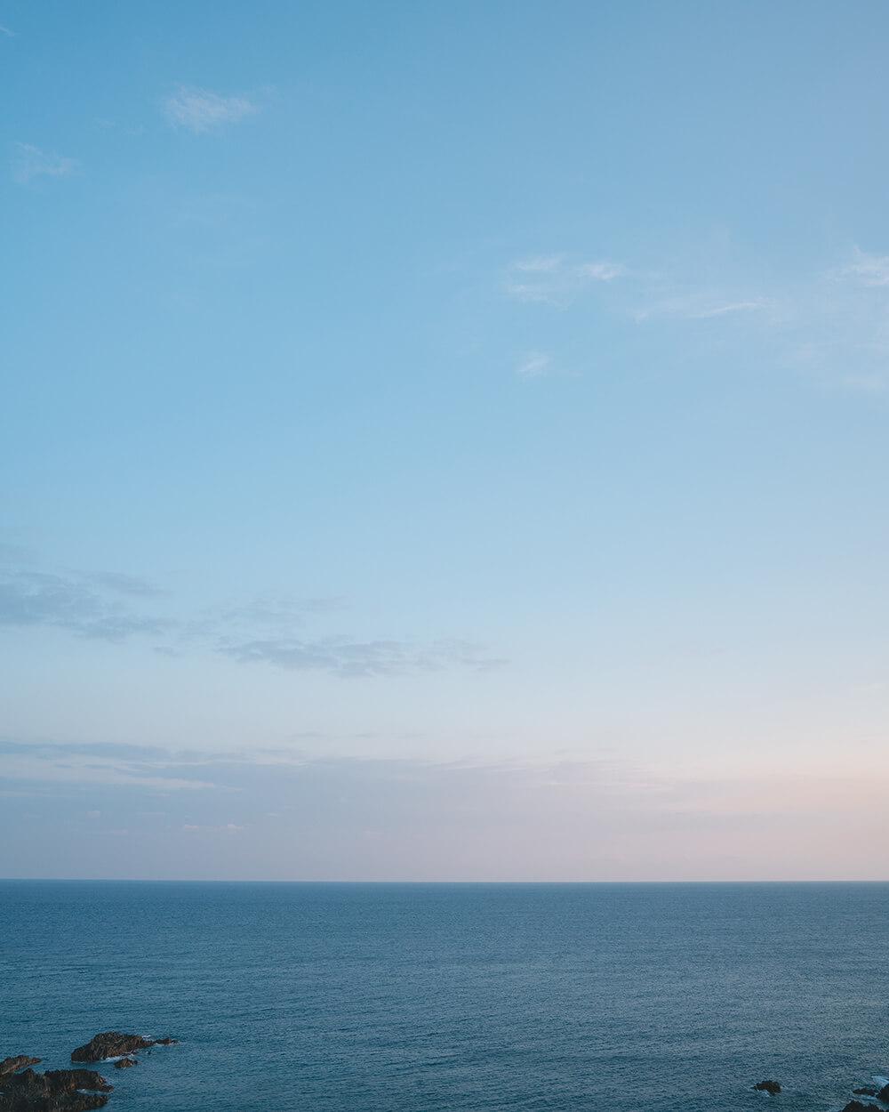 屋久島の海空 屋久島日々の暮らしとジュエリー オーダーメイドマリッジリングの制作途中