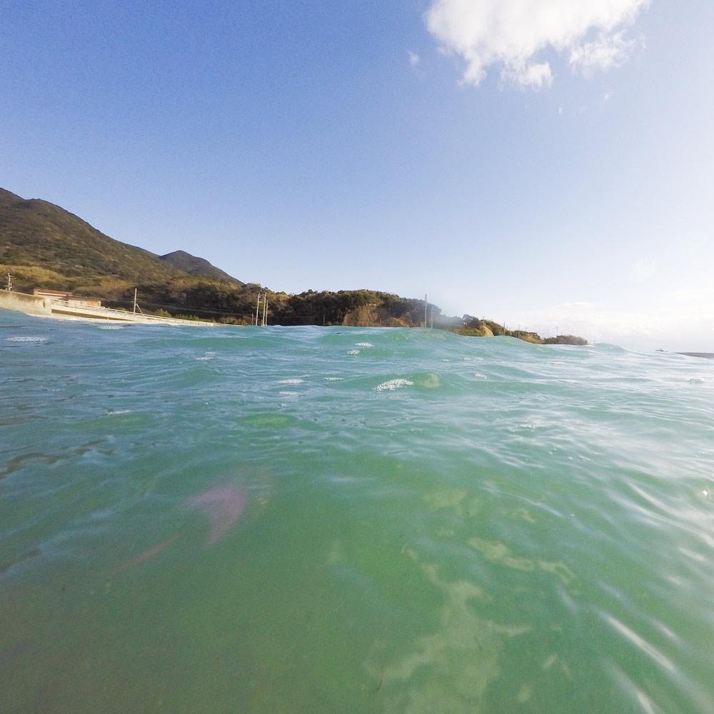 屋久島の山、海。オーダーメイドマリッジリングのモチーフ 屋久島でつくる結婚指輪