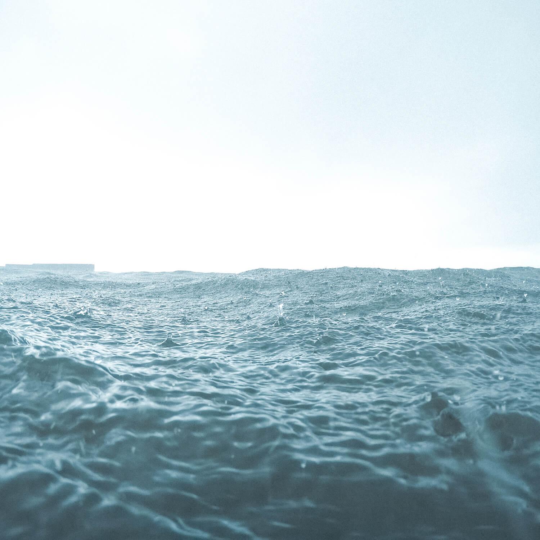 屋久島の海、空、雨 屋久島海とジュエリー オーダーメイドマリッジリングのモチーフ 屋久島でつくる結婚指輪