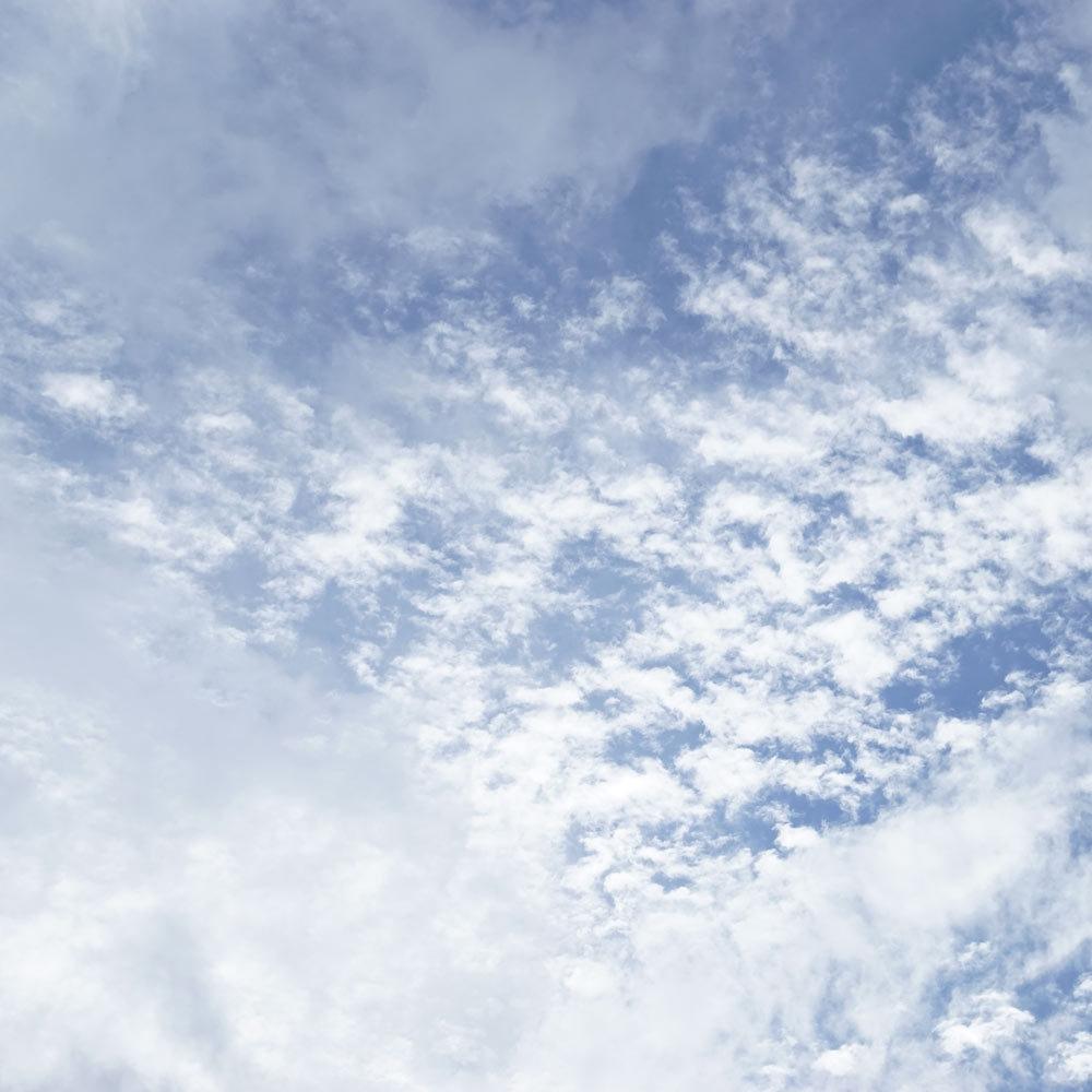 屋久島の青空