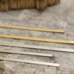 オーダーメイドマリッジリングの素材 プラチナ、ゴールド 屋久島で作る結婚指輪