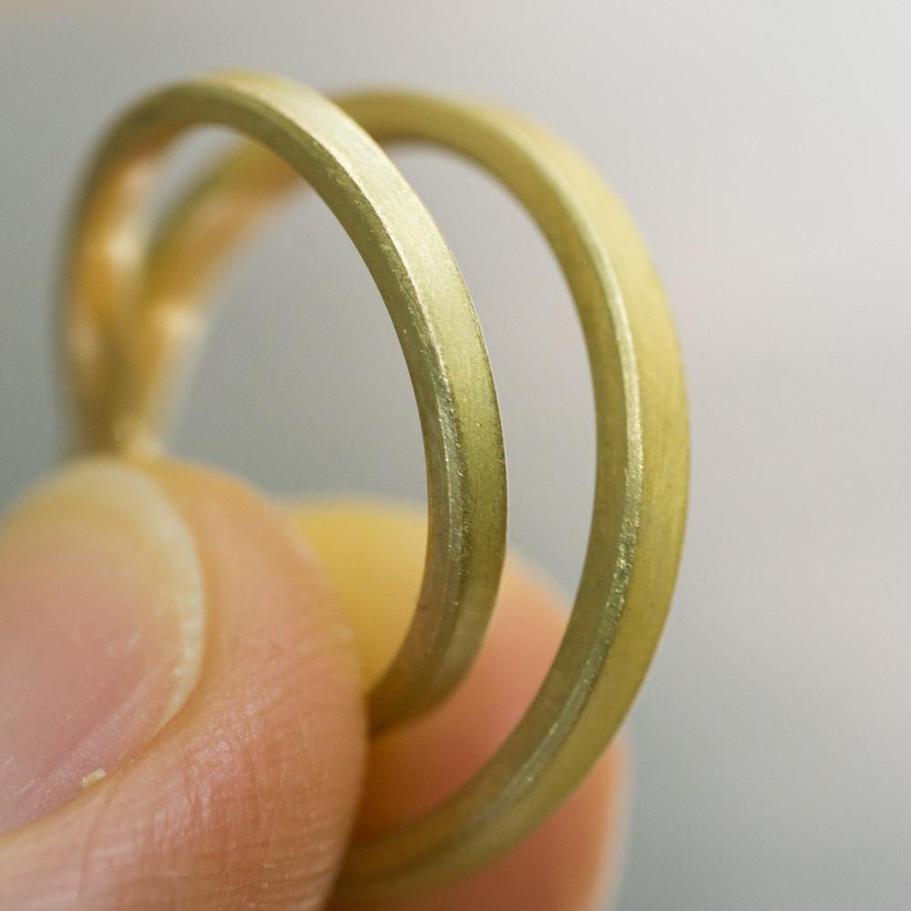 屋久島でつくる結婚指輪