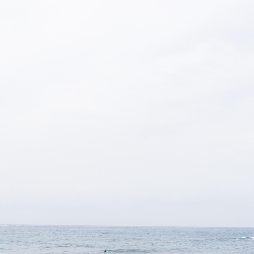 屋久島海と空