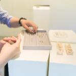オーダーメイドのマリッジリング 打ち合わせ風景 屋久島で作る結婚指輪