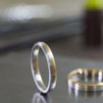 作業台 オーダーメイドのマリッジリング ゴールド、プラチナ 屋久島でつくる結婚指輪
